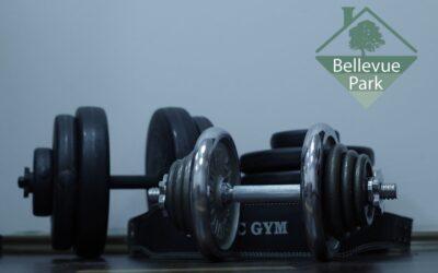 Invigning av Balders Gym